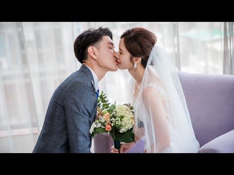 台北晶華/迎娶教堂證婚喜宴