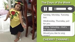 The Days of the Week - Nhạc thiếu nhi tiếng Anh