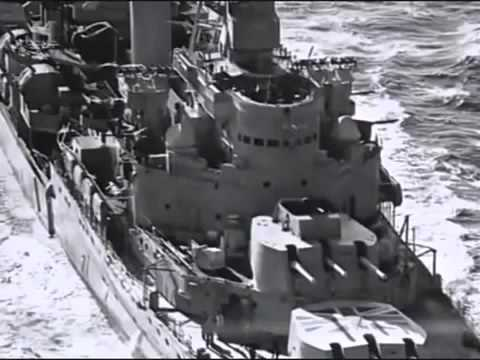Battle Stations: HMS Belfast - Steel Fortress (War History Documentary)