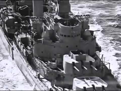 Battle Stations: HMS Belfast - Steel Fortress (War History Documentary)