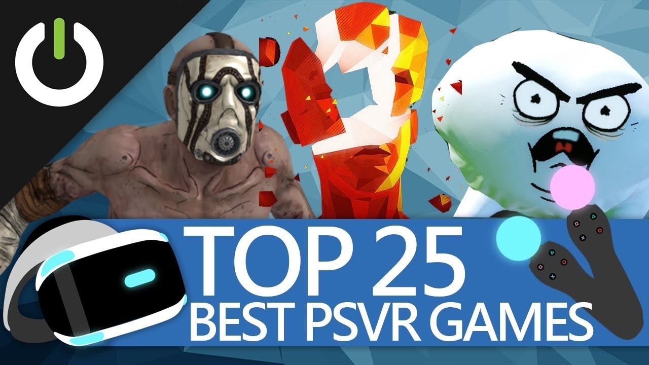 Best Psvr Games 2020.Top 25 Best Psvr Games Winter 2019