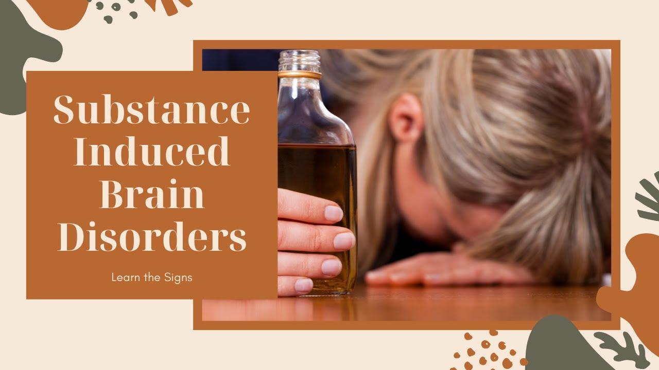 Substance Induced Brain Disorders SAMHSA TIP 42 Part 9