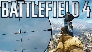 The Impossible Snipe in Battlefield 4 - Battlefield Top Plays