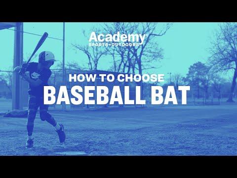 How To Choose A Baseball Bat - Baseball 2020