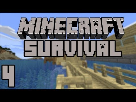 Minecraft 1.14 Survival Let's Play - Starting A New Project - Ep 5