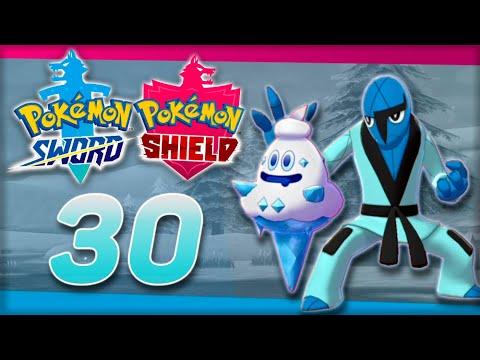 ВАНИЛИШ И СОУК -  Pokemon Sword & Shield #30 - Прохождение (ПОКЕМОНЫ НА НИНТЕНДО СВИЧ)