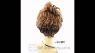 Vanessa Fifth Avenue Collection Synthetic Wig - Moby F2315