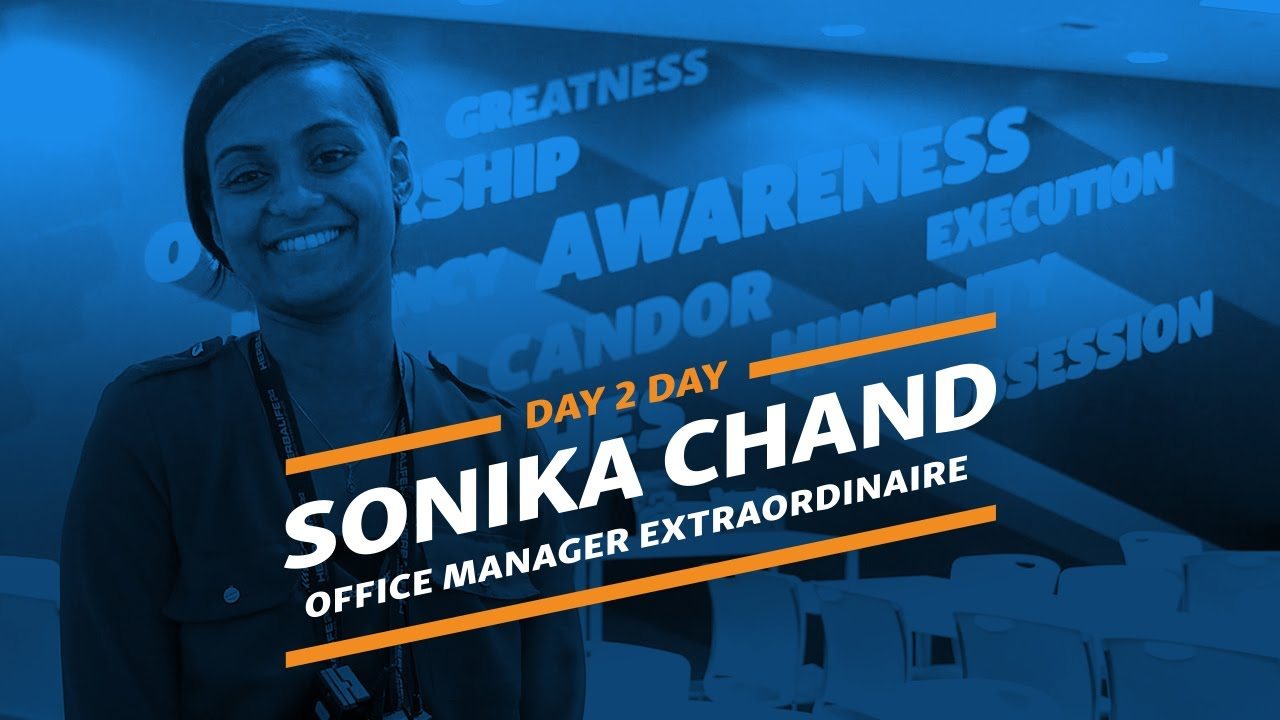 SKYSLOPE DAY2DAY ft. Office Manager Extraordinaire: Sonika Chand