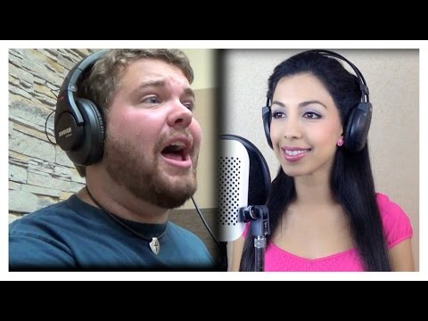 Brian Hull and Roxy Darr - Something There (Beauty & the Beast)
