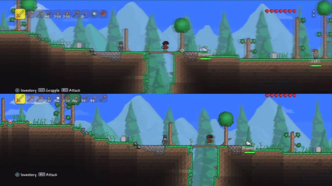 Minecraft Spielen Deutsch Minecraft Terraria Spielen Bild - Minecraft terraria spielen
