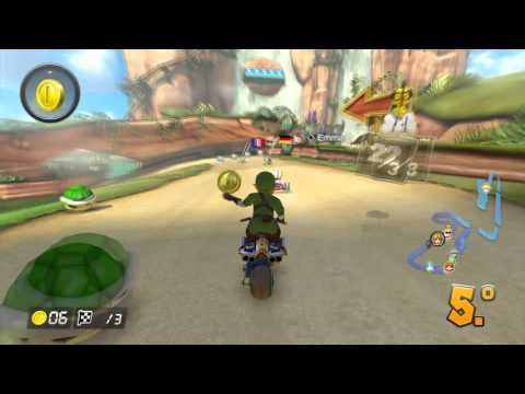 Mario Kart 8 - Online Worldwide Race 01 (Achieving 99,999 VR)