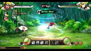 Ninja Scuffle (Naruto Saga) Gameplay 77