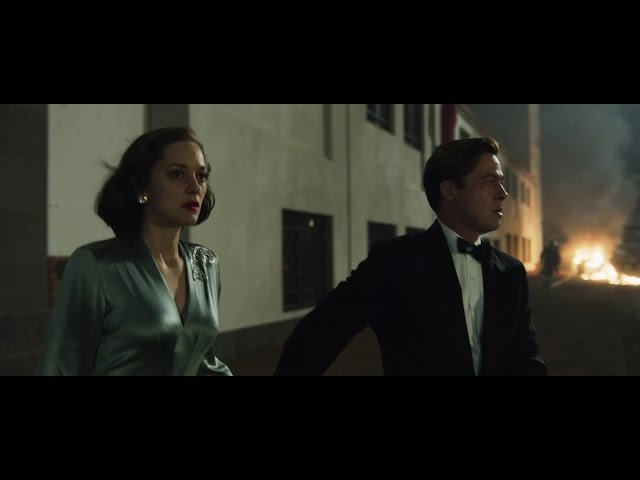 Allied - Official Trailer #1