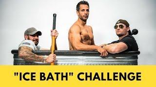Ask Me Anything Ice Bath Challenge | MIND PUMP