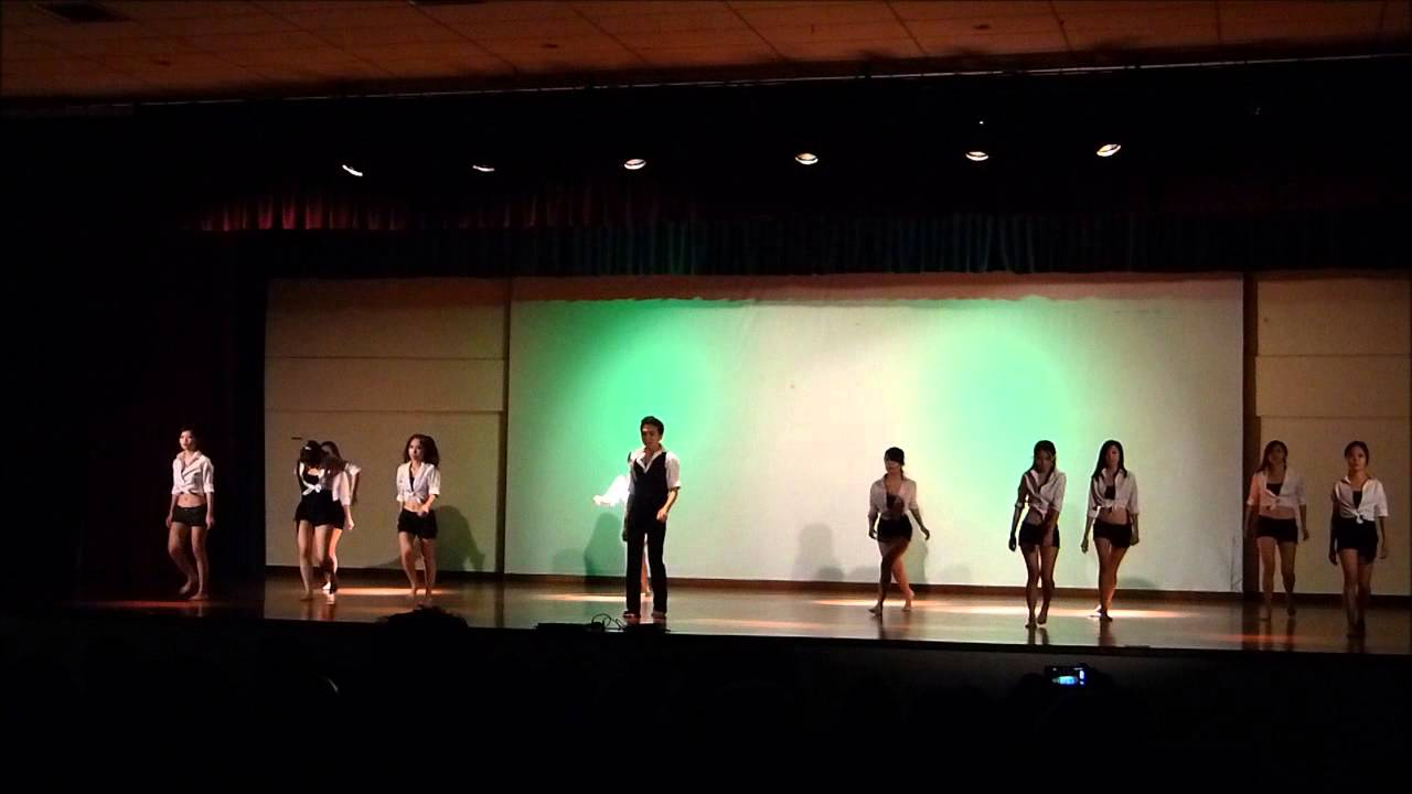 Ray Boom A Boom A [Kim Gloss] - Jazz (Beginners Group) [MDFC DREAMS Dance Concert]