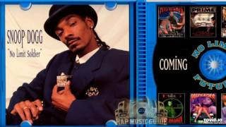 Snoop Dogg - I Can't Take The Heat (Ft. Mia X & O'Dell) HQ