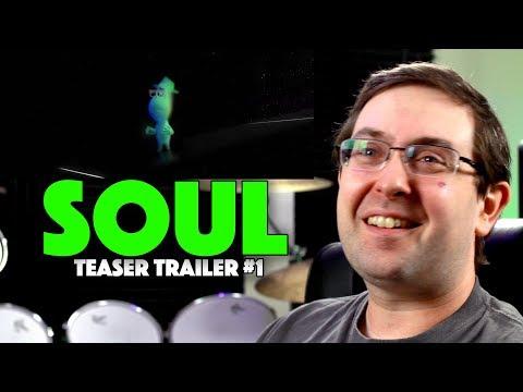 REACTION! Soul Teaser Trailer #1 – Tina Fey Disney Pixar Movie 2020