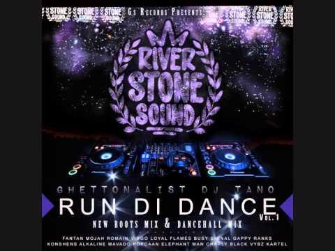 River Stone Sound - Run di Dance - Dancehall