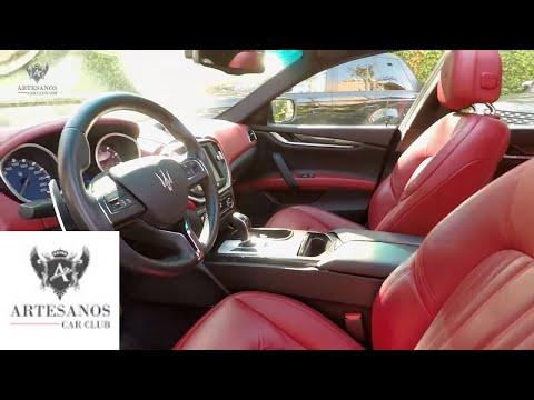 Prueba / review Maserati Ghibli 'S'