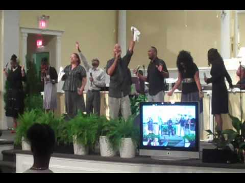 J.J. Hairston and Youthful Praise-Lord You're Mighty (LIVE)