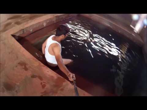 Unhere Hot Water Spring. Pali, Maharashtra