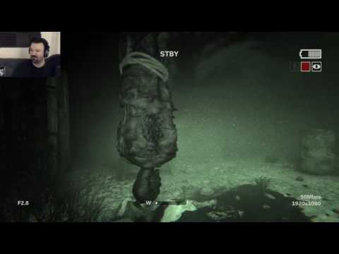 Outlast 2 playthrough pt15 - One of the Worst Puzzles in Gaming History?
