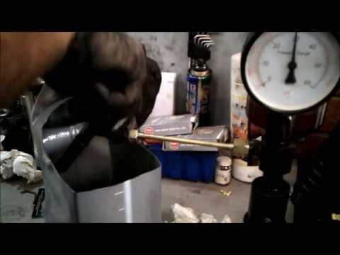 Ελεγχος μπεκ Πετρελαιου  Diesel Injectors Removal, and Inspection ISUZU KB  300 2006