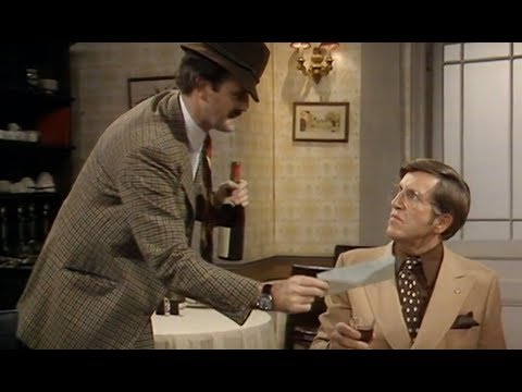 Fawlty Towers: A letter from the chef