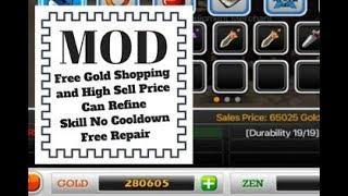 ZENONIA 5 MOD   Mega Mod   Latest Version