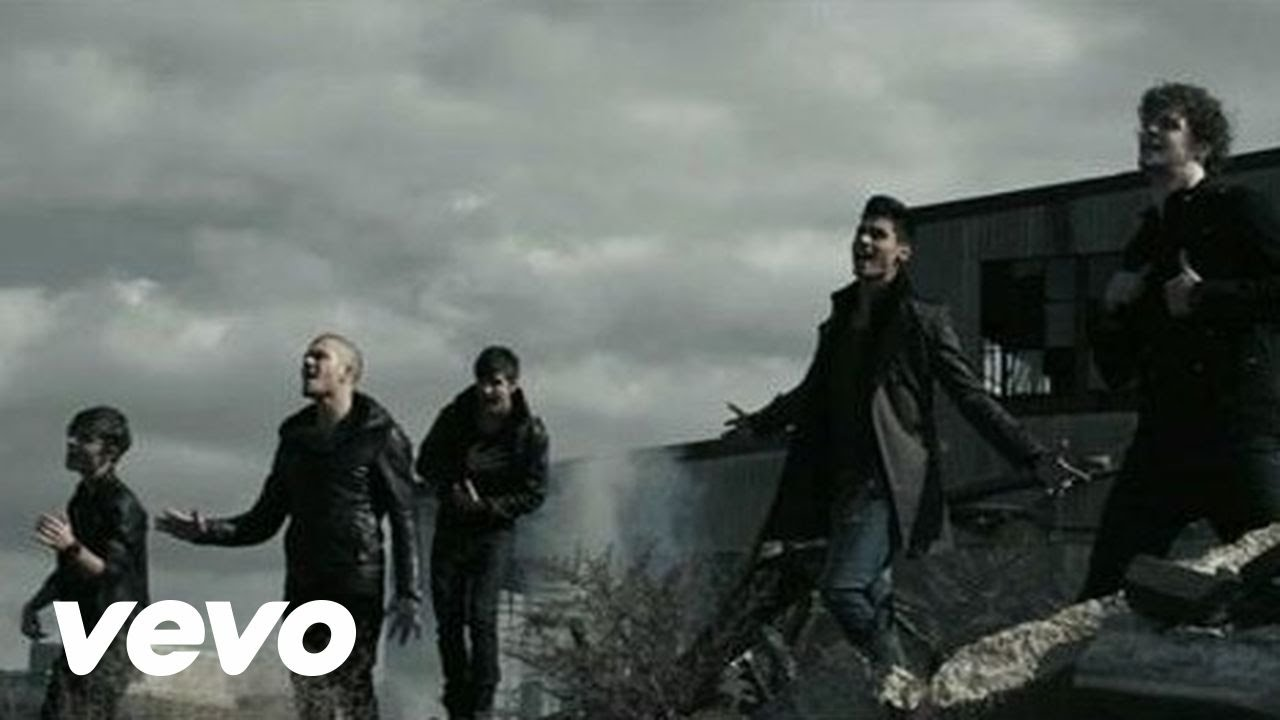 The Wanted - Warzone