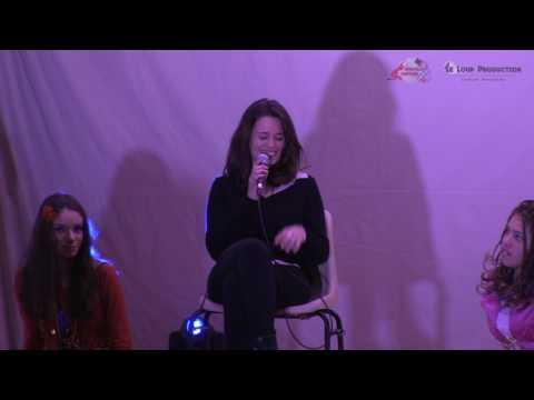 Interview de Lucie Lucas