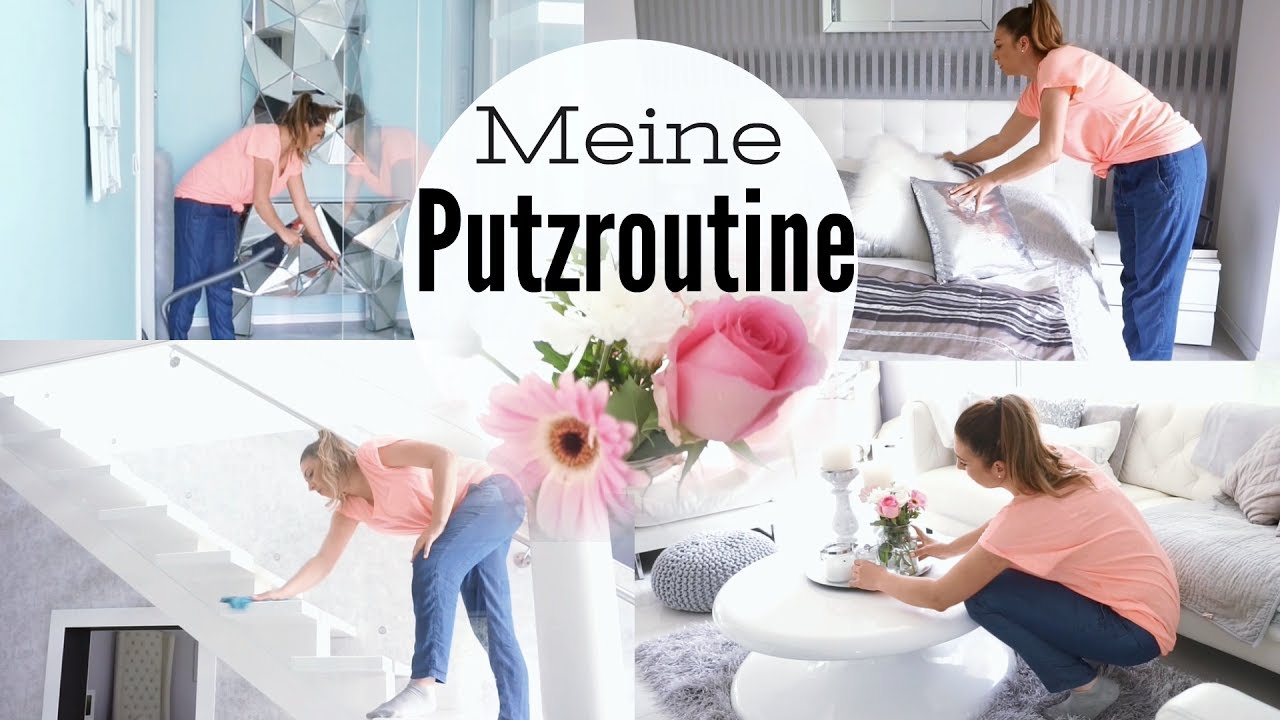 Putzroutine