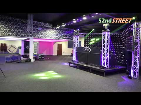 Staging Lighting & Sound System Hire