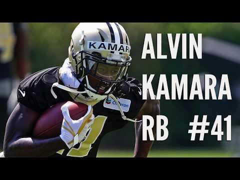 New Orleans Saints 2018 roster rankings: No. 5 Alvin Kamara
