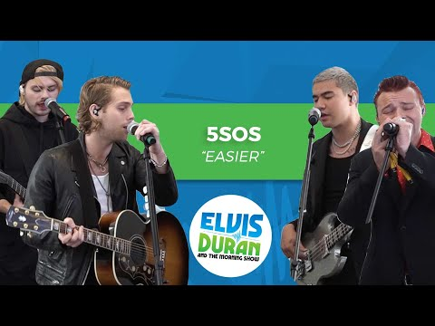 "5 Seconds Of Summer - ""Easier"" Live 