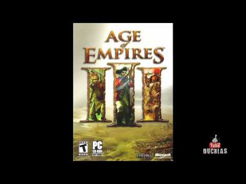 Age of Empires 3 Soundtrack - 26 Niceterium (The Sound of One Hand Clapping)