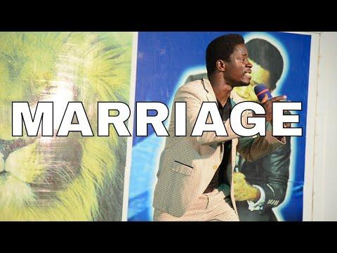 MARRIAGE By Evangelist Akwasi Awuah