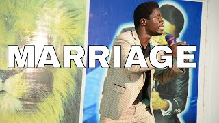 MARRIAGE By Evangelist Akwasi Awuah