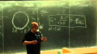 Inside Black Holes | Leonard Susskind