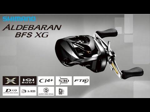 Shimano Aldebaran BFS HG + Avail 16ALD15RT - тесты на воде