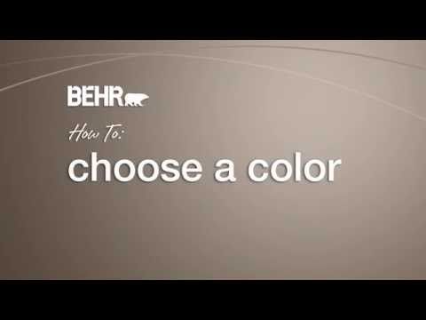 How to Paint Interiors: Color Selection [2/12]
