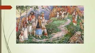 История русского свадебного платья