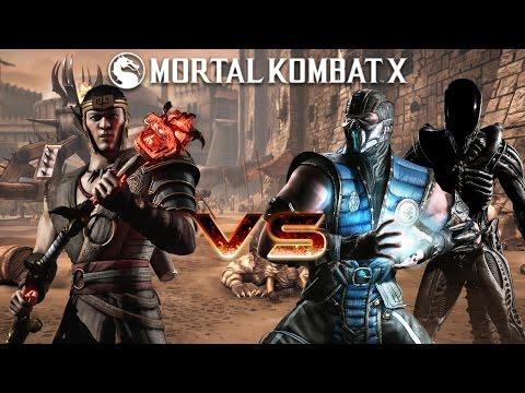 MKX - KSlims (Kung Jin) Vs Thatkillamike1(Alien/Subzero)