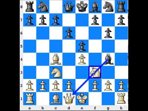 Legal's Mate: Checkmate in the Opening