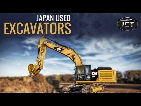 Japan Used Excavator On Sale