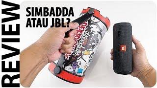 Speaker SIMBADDA VS JBL, bagus mana??