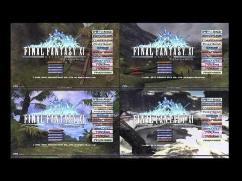 【FF11】ファイナルファンタジーXI アルタナの神兵OP