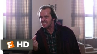 The Shining (4/7) Movie CLIP - Are You Concerned About Me? (1980) HD