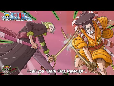The Real Reason Why Silvers Rayleigh called the Dark King EXPLAINED