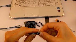 arduino ile tcrt5000 kullanımı fhd